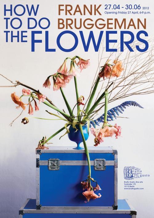 FB-How to the flowers - voorzijdepost