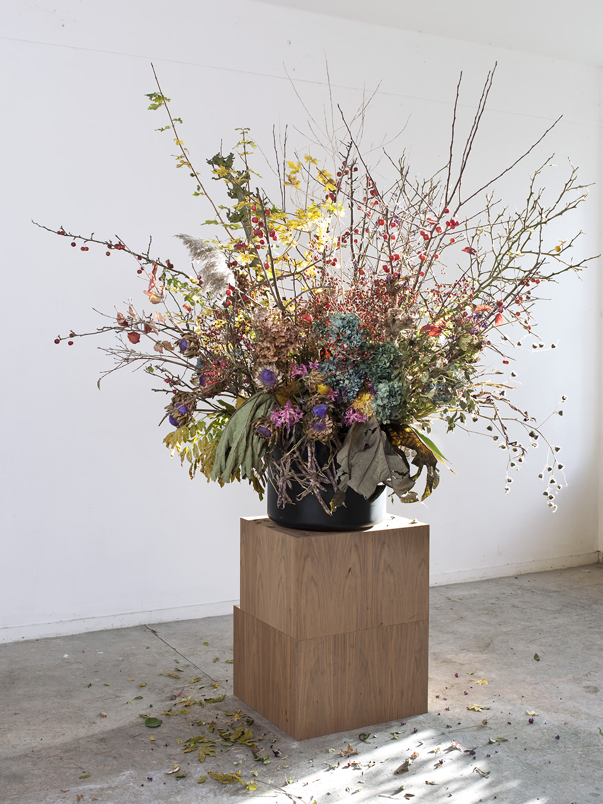 flowerpiece / autumn